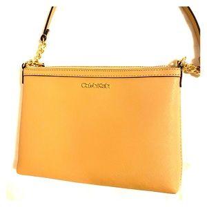 ⬇️🌺Coach tan mini purse handbag small